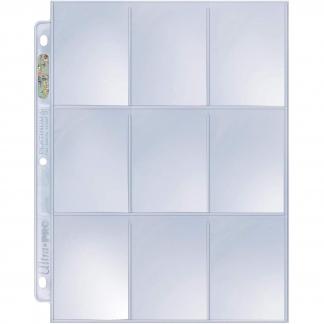 Image Ultra Pro Platinum Series Hologram 9 Pocket Pages
