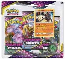 Image Unified Minds Three Booster Blister - Stakataka