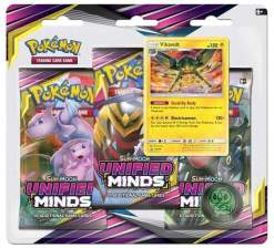 Image Unified Minds Three Booster Blister - Vikavolt