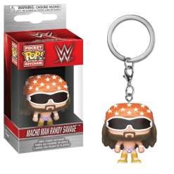Image WWE - Randy Savage Pocket Pop! Keychain [RS]