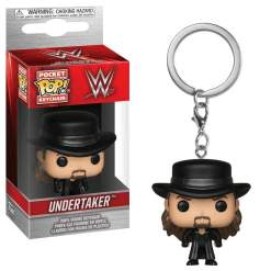 Image WWE - The Undertaker Pocket Pop! Keychain [RS]
