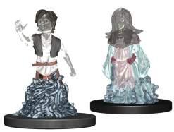 Image Wardlings - Ghosts Male & Female Pre-Painted