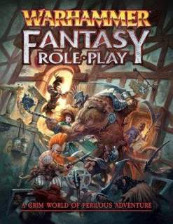 Image Warhammer Fantasy Roleplay 4th Edition Rulebook