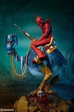 Image William Stout - Red Rider Statue