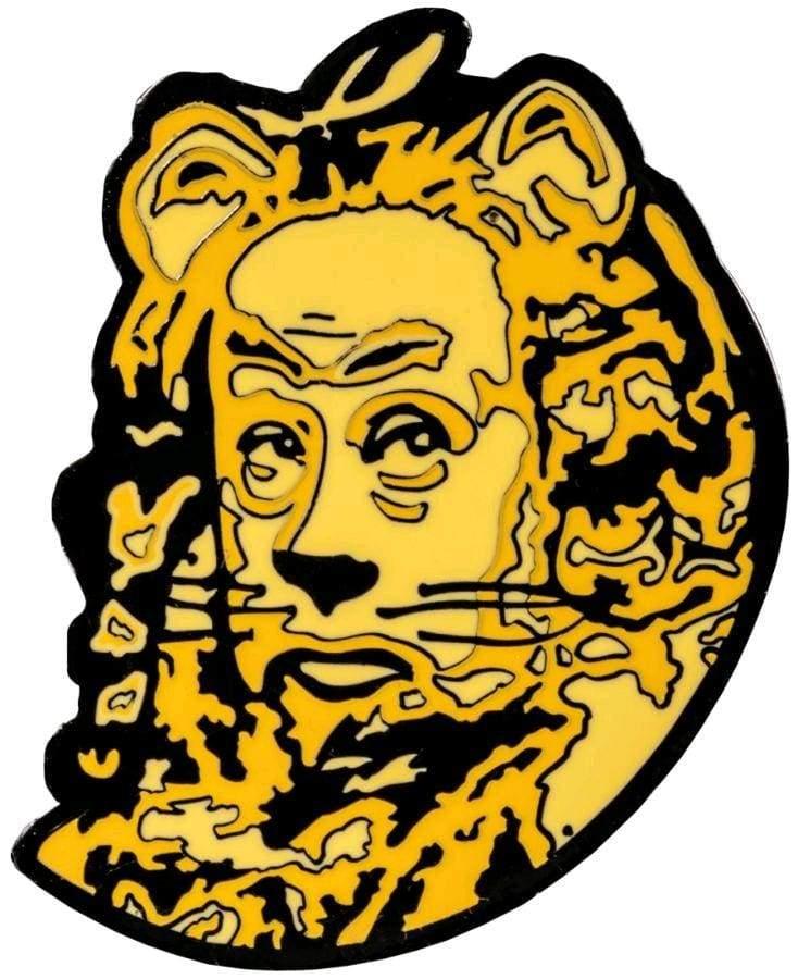 Image Wizard of Oz - Cowardly Lion Enamel Pin