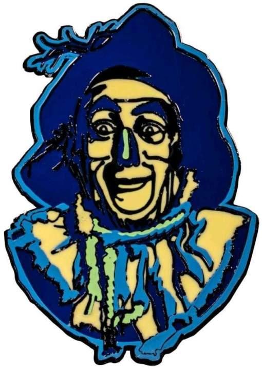 Image Wizard of Oz - Scarecrow Enamel Pin