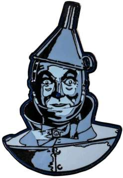 Image Wizard of Oz - Tinman Enamel Pin