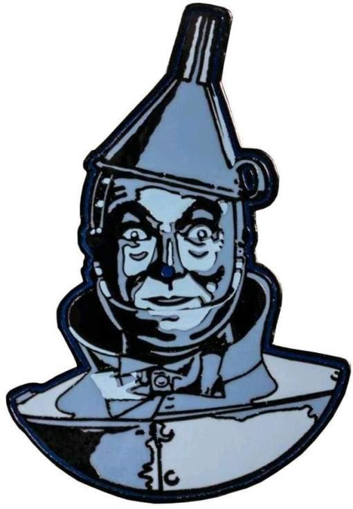Image Wizard of Oz - Tinman Enamel Pin