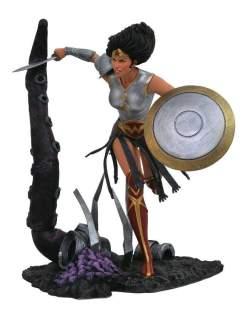 Image Wonder Woman - Metal Gallery PVC Statue