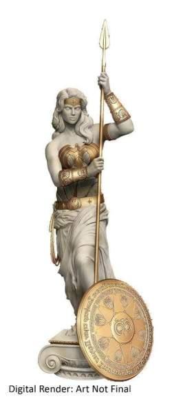 Image Wonder Woman - Princess of Themyscira Statue
