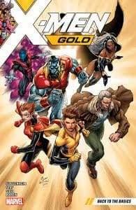 Image X-MEN GOLD TP VOL 01 BACK TO BASICS