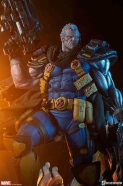 Image X-Men - Cable Premium Format 1:4 Scale Statue