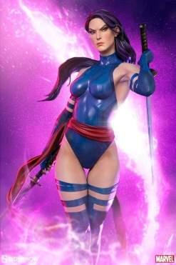 Image X-Men - Psylocke Premium Format 1:4 Scale Statue