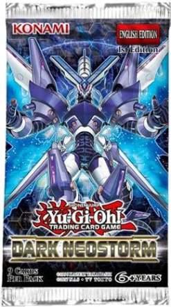 Image Yu-Gi-Oh Dark Neostorm Booster