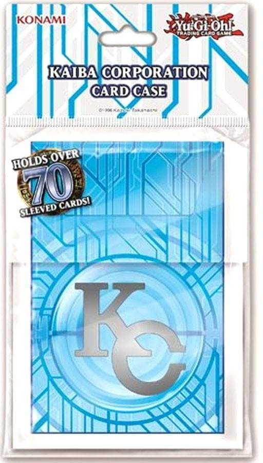 Yu-Gi-Oh! Kaiba Corp Deck Box
