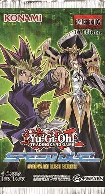 Image Yu-Gi-Oh Speed Duel Arena of Lost Souls