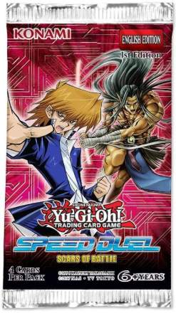 Image Yu-Gi-Oh TCG Speed Duel Scars of Battle