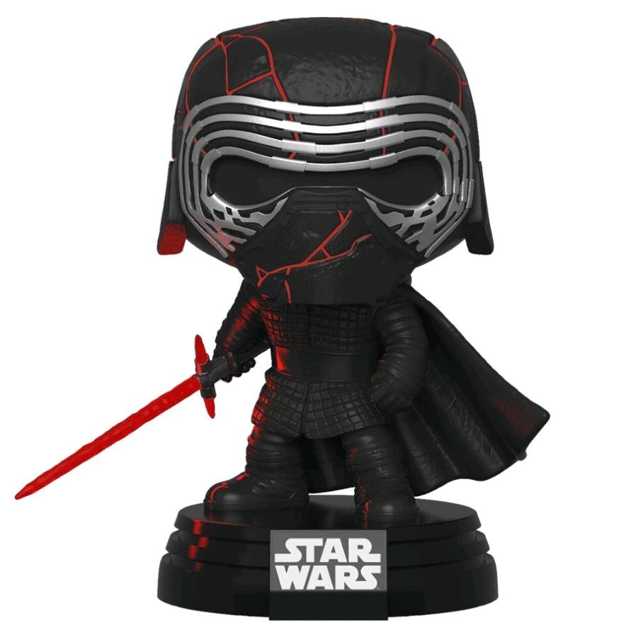 Star Wars: Rise of Skywalker – Kylo Ren Light & Sound Pop! Vinyl Figure