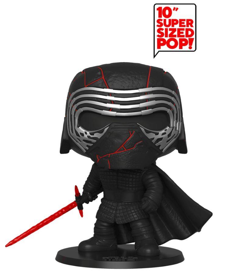 Star Wars: Rise of Skywalker – Kylo Ren Glow 10″ Pop! Vinyl