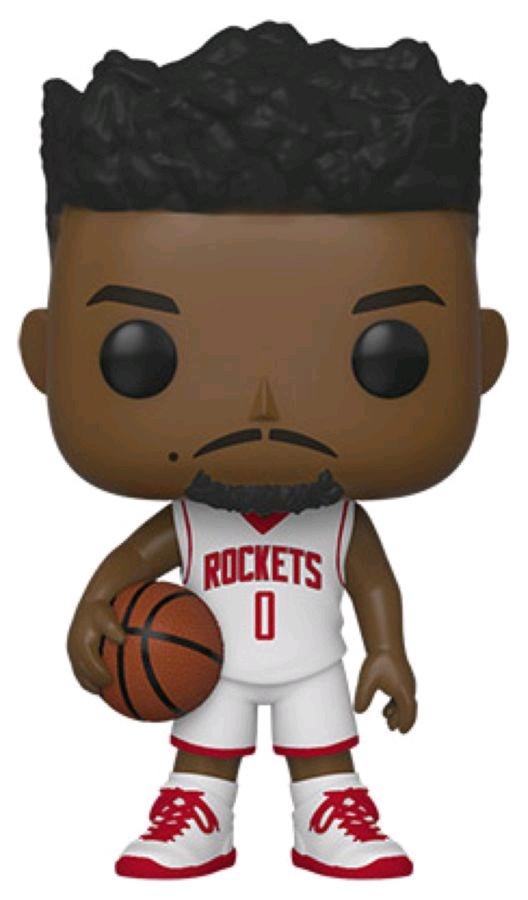 NBA: Rockets – Russell Westbrook Pop! Vinyl Figure