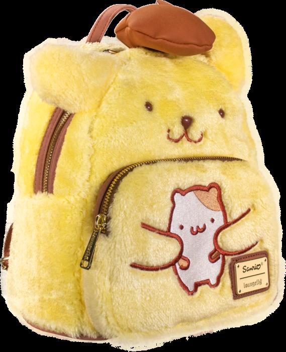 lousanbk0383-sanrio-pompompurin-cosplay-10-inch-plush-mini-backpack-popcultcha-01
